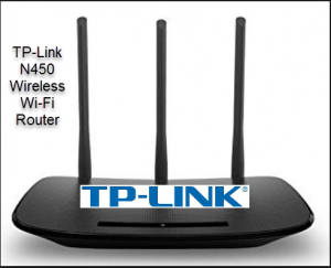 TP-Link N450 Wireless Wi-Fi Router(TL-WR940N)